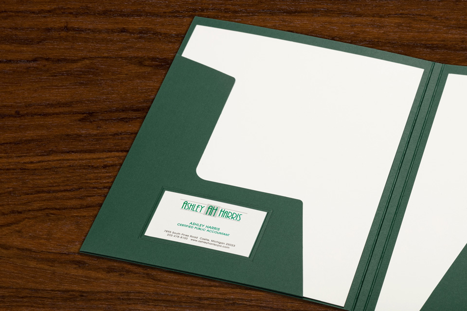 Lockhart estate planning pocket folders