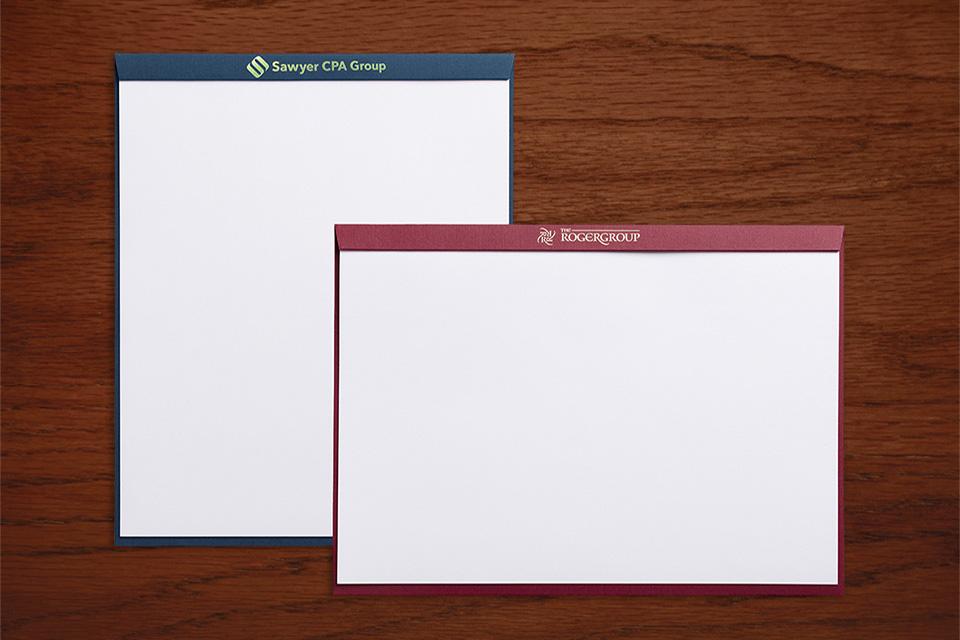 Lockhart Tax Return Folders Cover Set